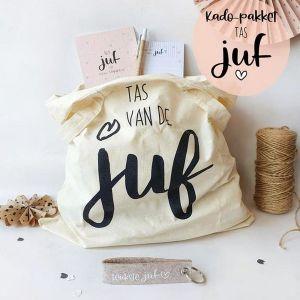 Cadeaupakket Juf_Wit