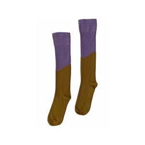 Camille socks_Paars