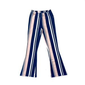 Flaired Stripes_Blauw