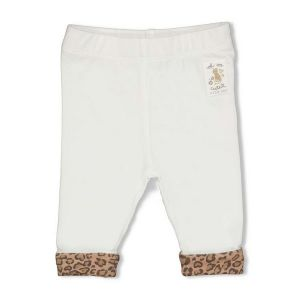 Legging panther cutie_Off white