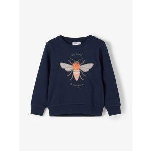 Nmfdassi sweater_Blauw