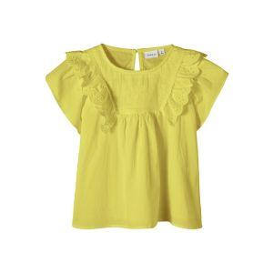 Nmffirebird blouse_Geel