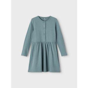 Nmflina dress_Blauw