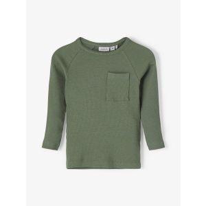 Nmmdirch shirt_Groen