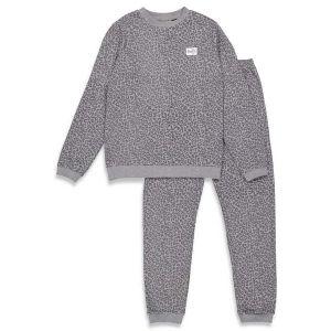 Pyjama fashion edition_Grijs