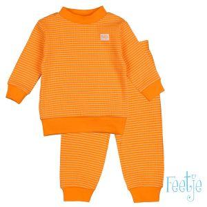Pyjama kids NL_Oranje
