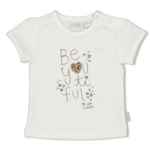 Shirt Panther Cute s_Off white