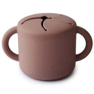 Snack cup mauve_Roze