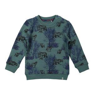 Sweater F40803_Groen