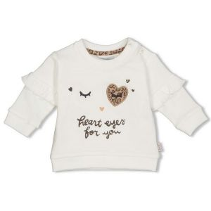 Sweater panther cutie_Off white
